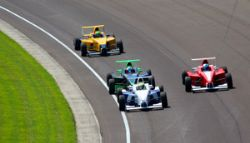 Grand Prix multi-car NASCAR racing